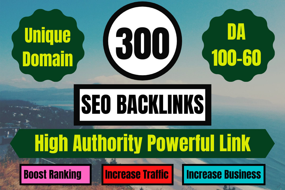 300 Effective Social Profile Backlinks For SEO Ranking