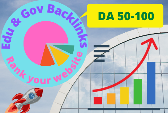 I will make 20 usa,  edu & gov mix dofollow profile backlinks link building service