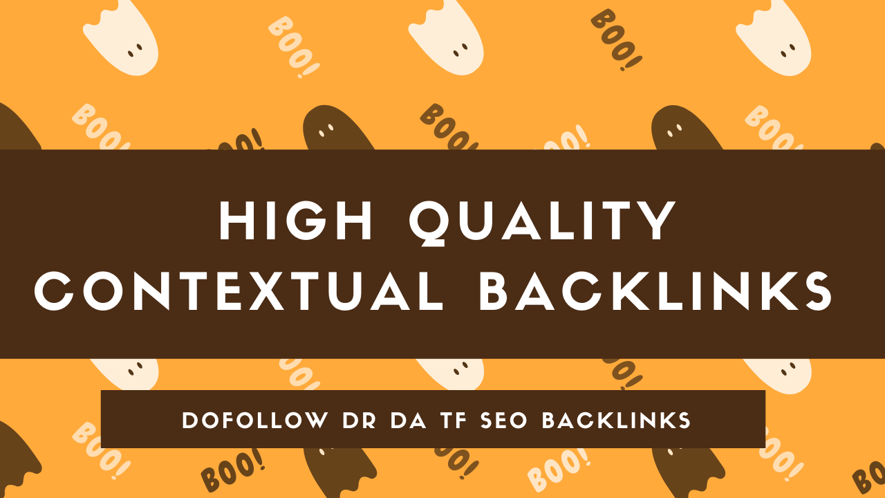 Create Contextual Off Page Seo Backlinks On High DR 60+ Domains