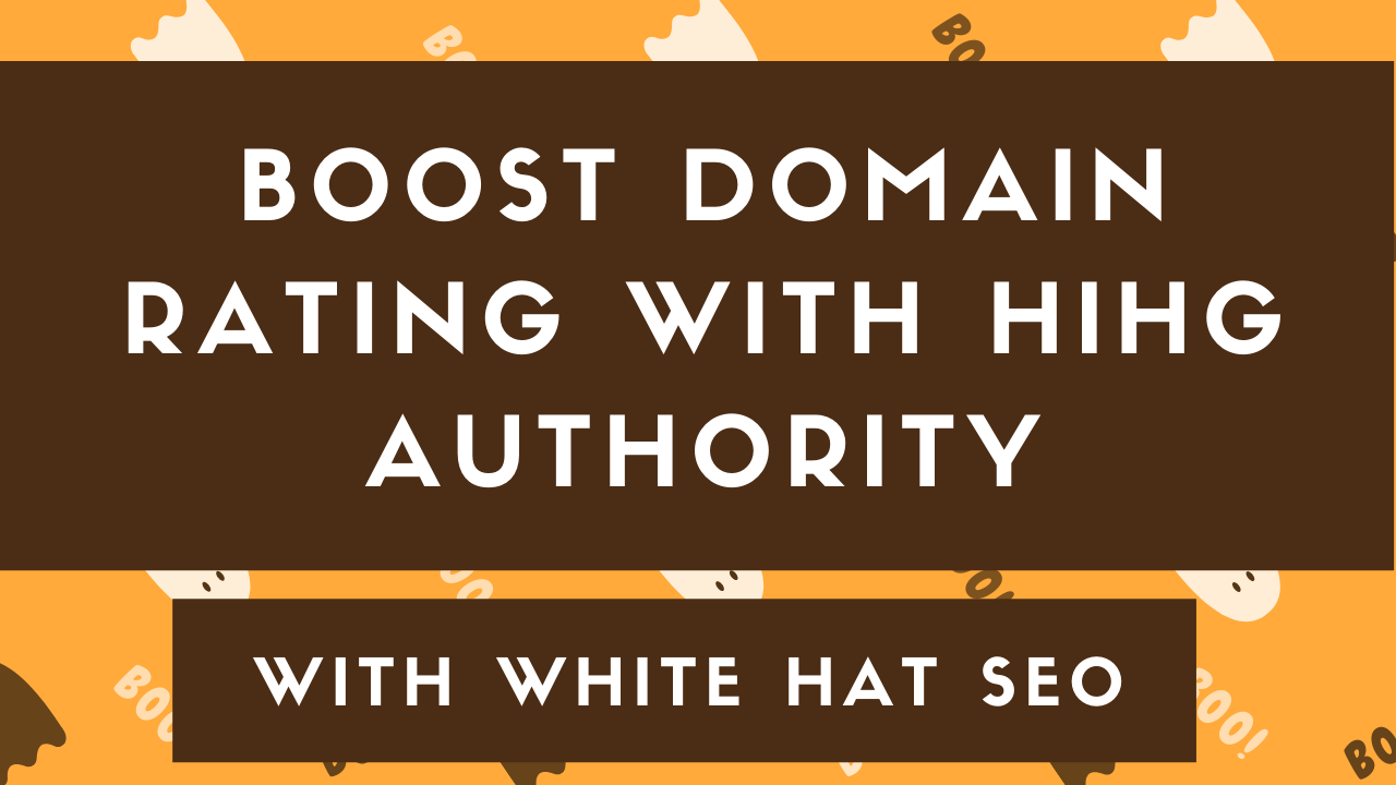 Boost Domain Rating With High Authority Backlinks DR 50+ Quality Sites