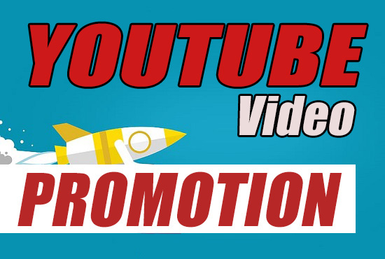Promote Your YOUTUBE Videos with Safe & Organic