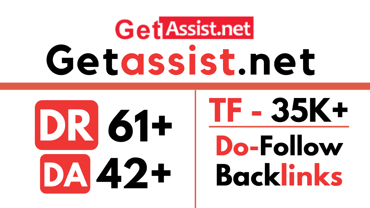 I will do guest post on getassist. net with DF backlink