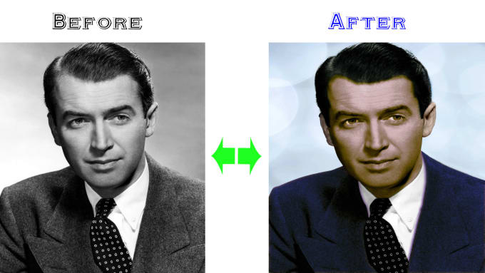 I Will Edit, Retouch , Restore , Color Correction your Image in Few Hours