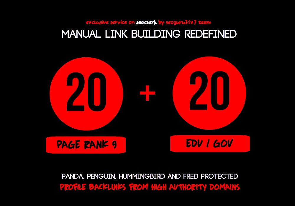 300 Pr9 +300 Edu - Gov High Pr SEO Authority Backlinks - Fire Your Google Ranking