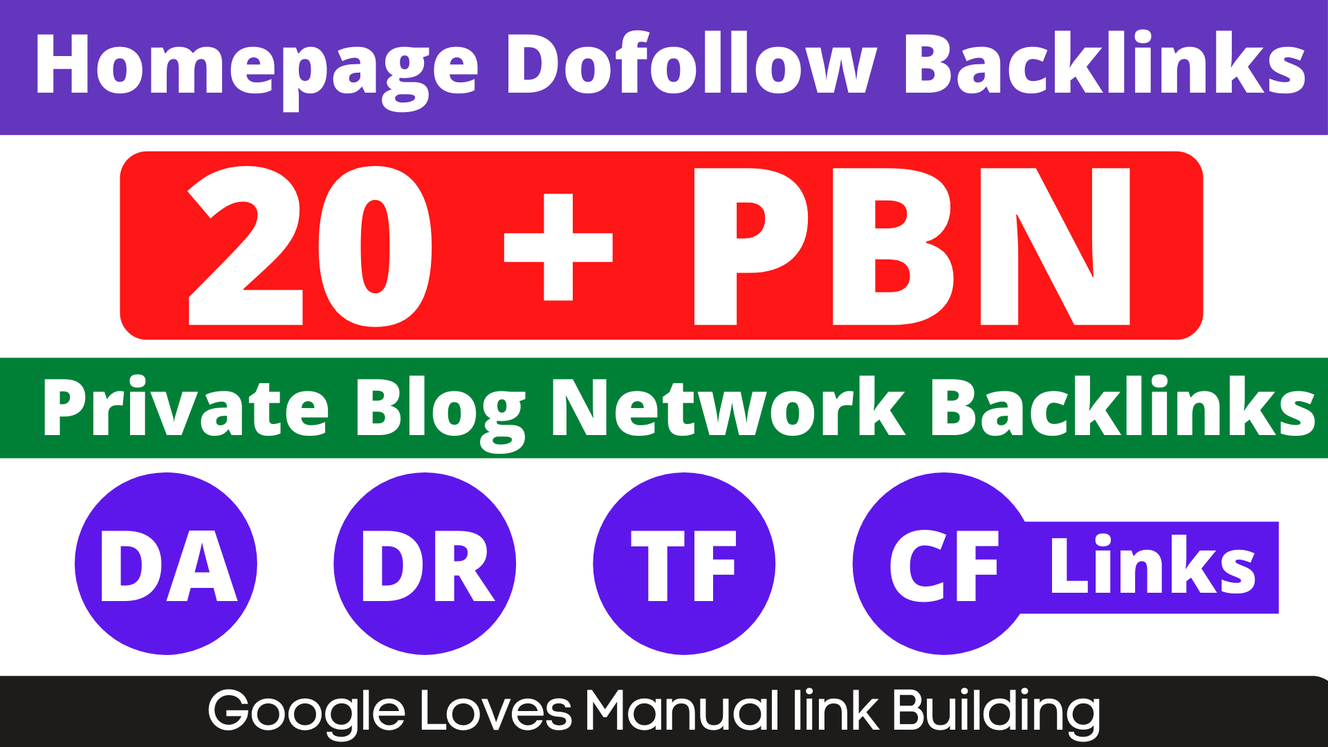 Permanent 20+Homepage PBN Backlinks All Dofollow Quality Backlinks with Best websites