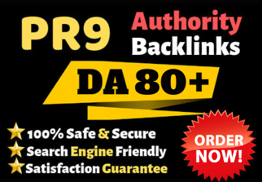 I will do manually 80 High Quality SEO Profile Backlinks for your website
