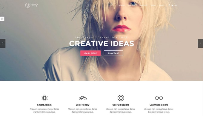 I will do best wordpress website design