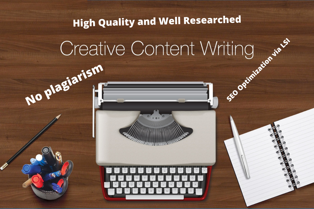 I will Write SEO Friendly High Quality Content 1000+ words in your website or Blog