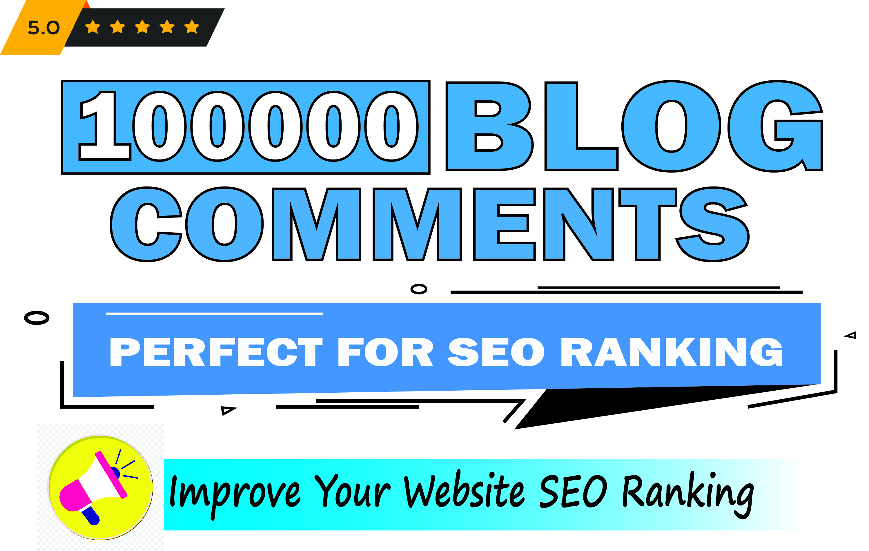 Improve Your Google Rankings With 100k GSA Blog Comments Backlinks