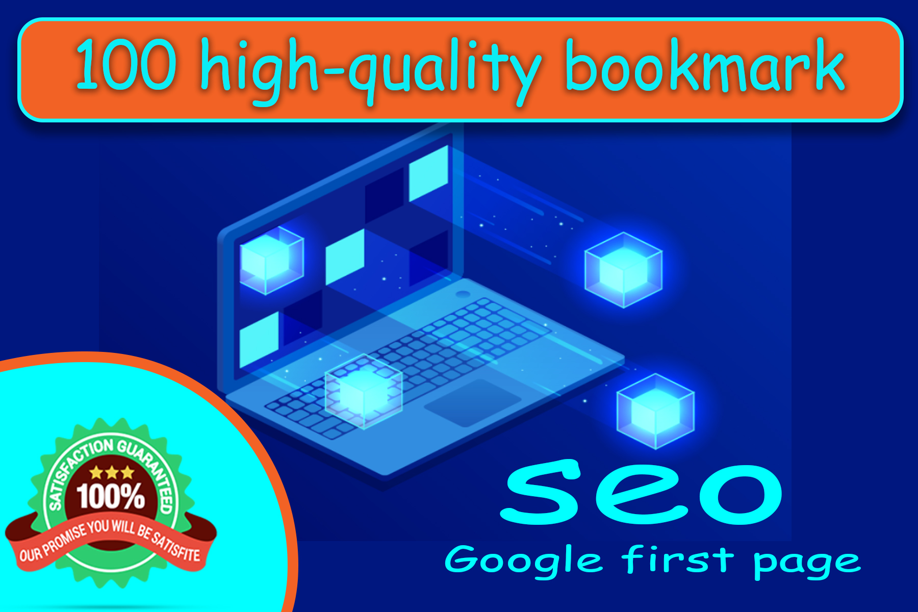 High quality 100 bookmark backlinks post