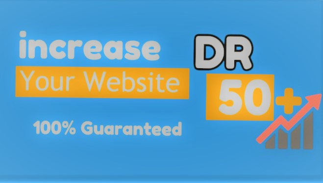 Boost Your Website Ahrefs DR 0 to DR 50+ Guaranteed in 5 Days