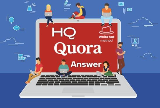 20 HQ quora answer for your website ranking