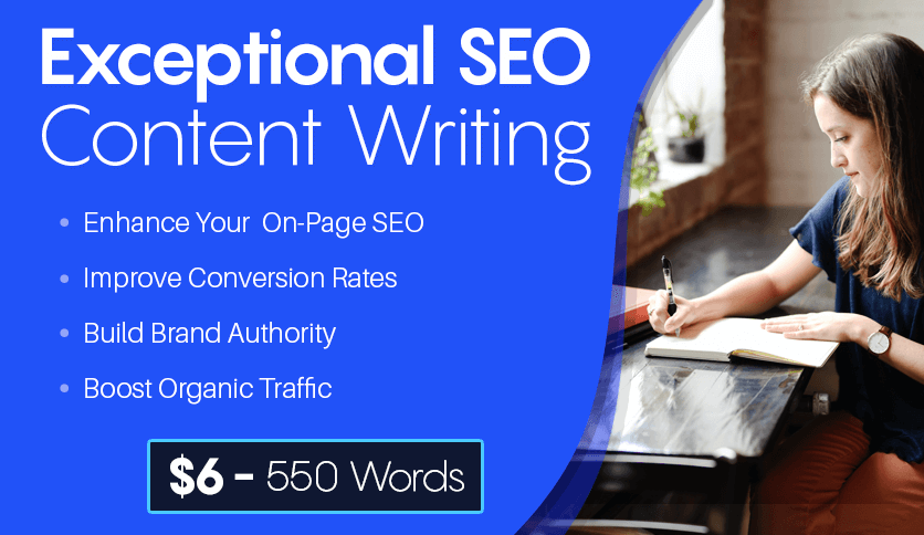 Exceptional SEO Content Writing - 300 Words