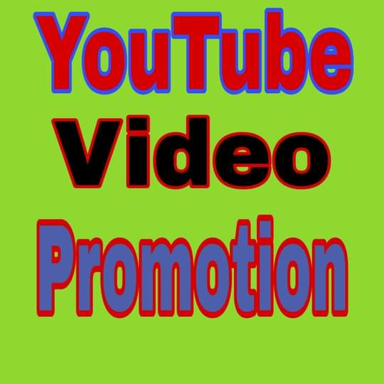 High Quality YouTube Promotion And Increase your Business