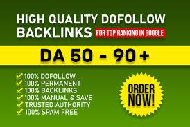 Skyrocket Your Website on Google by Manual High Authority Dofollow SEO Backlinks.