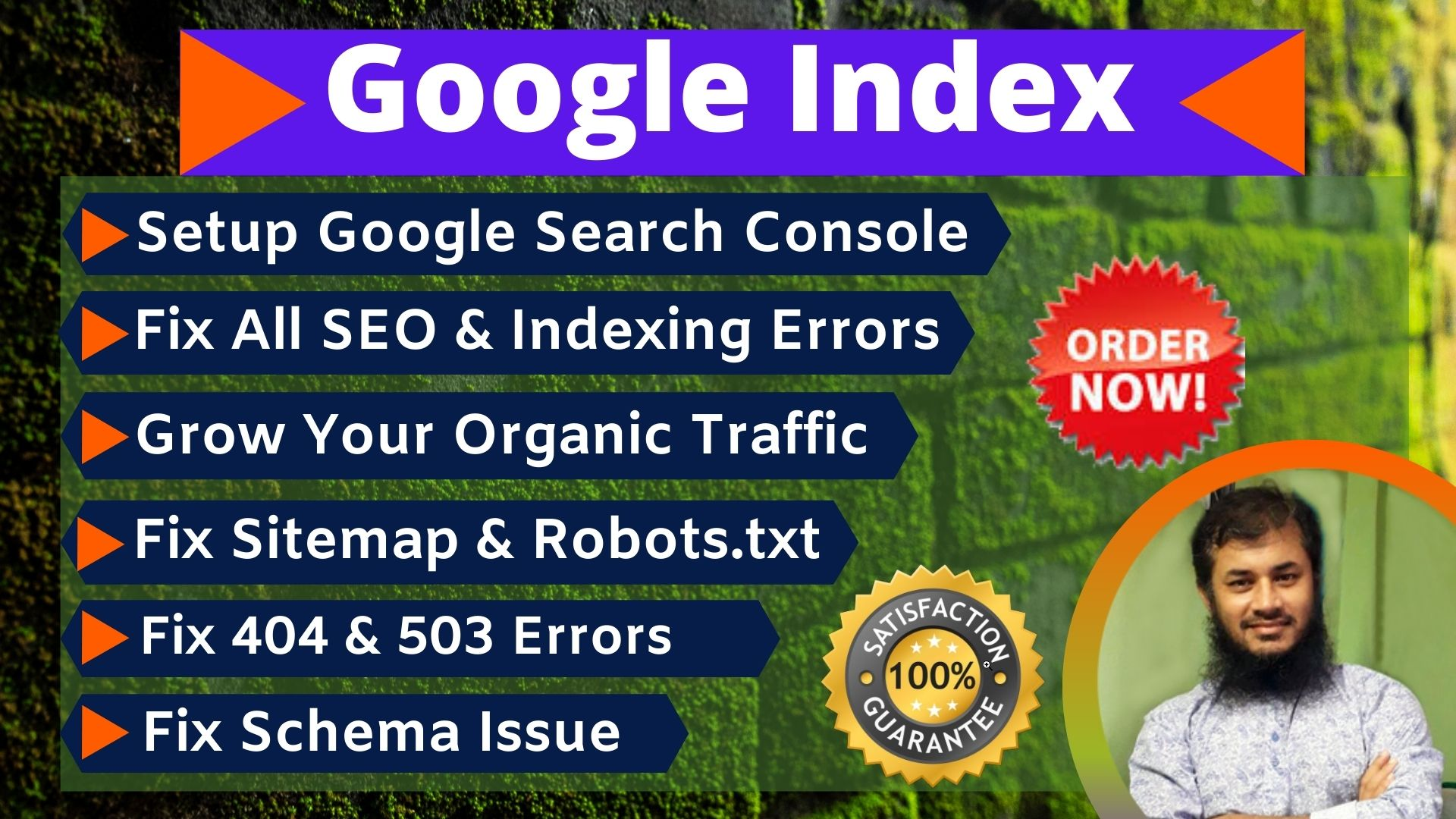 Ready to Fixing Google Index & Search Console Errors