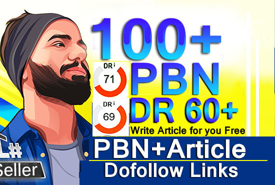 I will build 20 high quality backlinks and SEO dofollow contextual DR