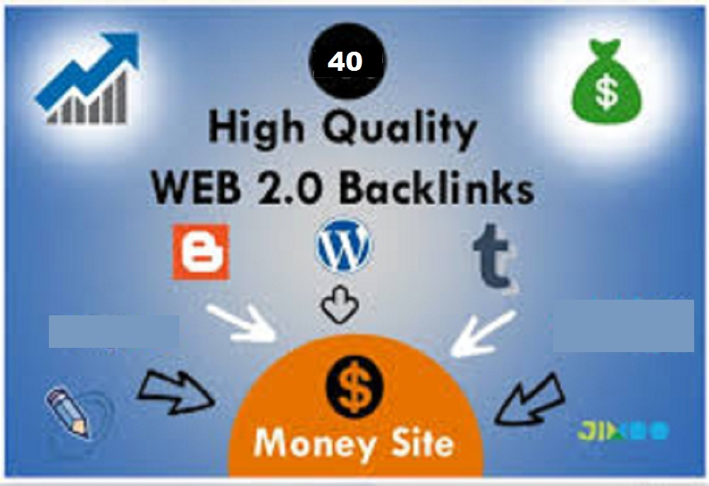 40 Web 2.0 Back Links in a Day