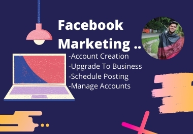 I will be your Social Media Business Specialist