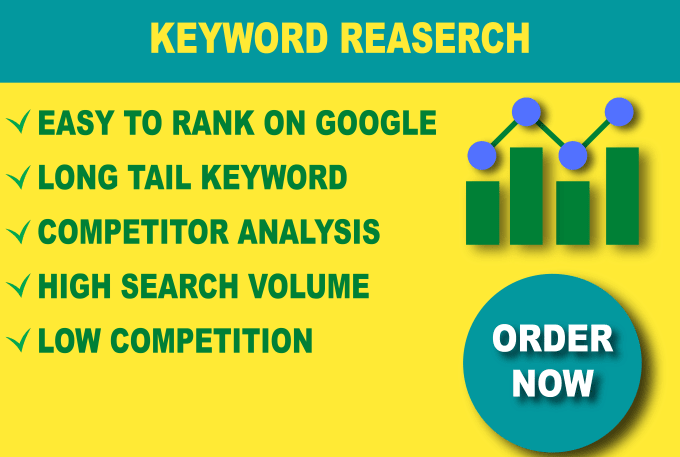 keyword research and competitor analysis for SEO