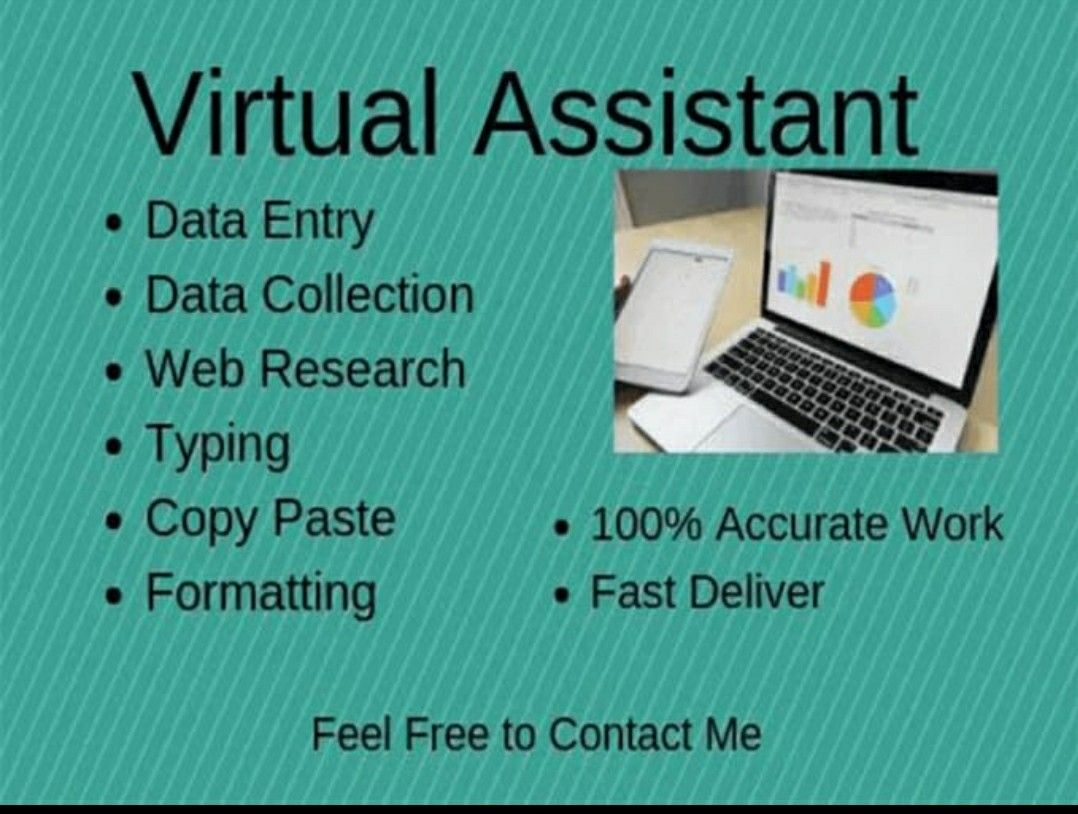 I will do perfect data entry,  email and web scraping
