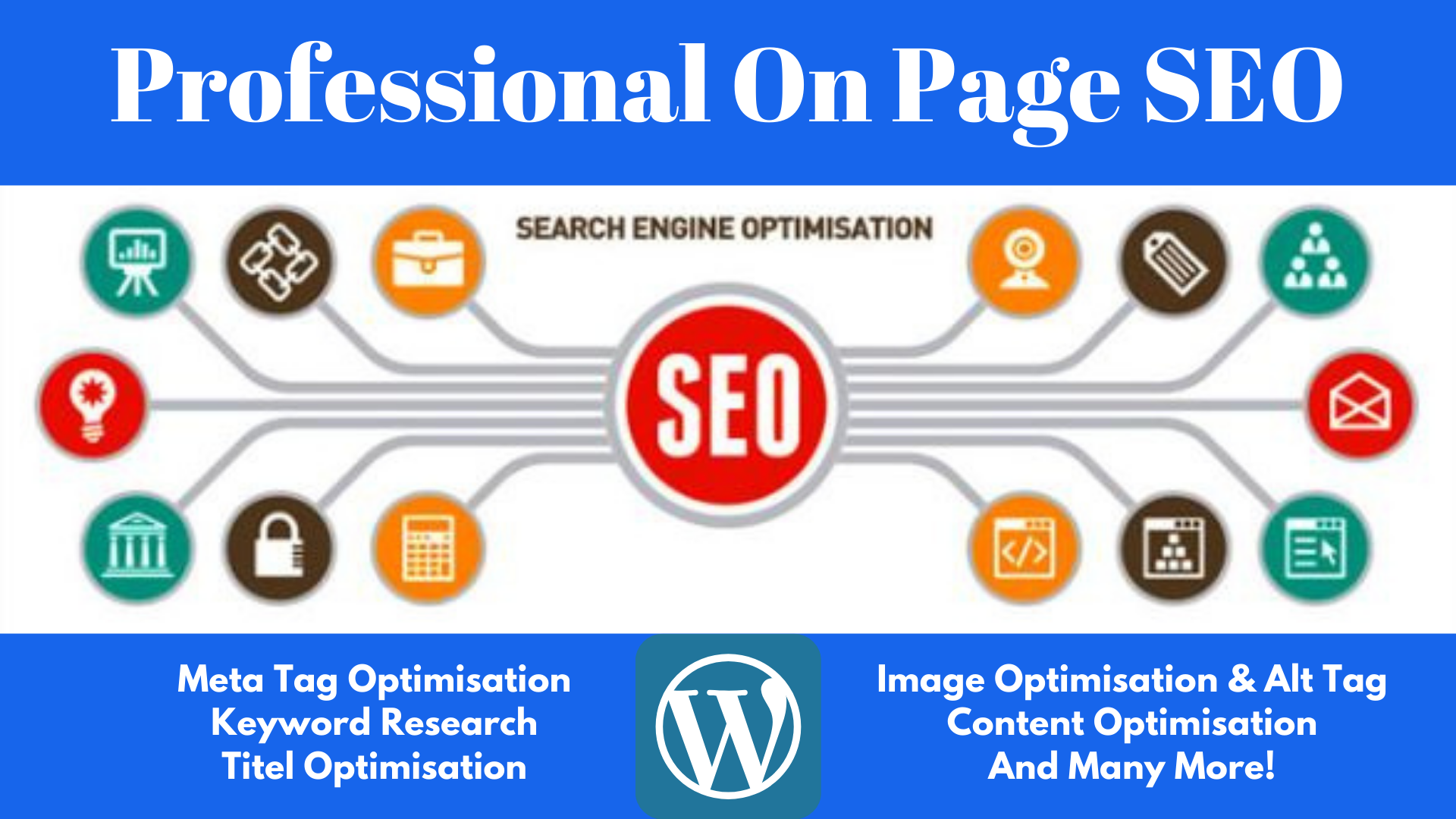 Professional On Page SEO for Google Ranking in 2021
