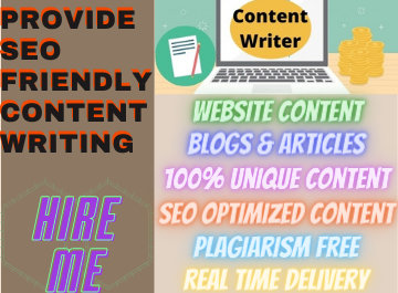 Provide 1200 words SEO friendly content writing