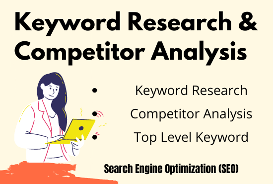 Keyword Research & Competitor Analysis that actually help to rank SEO