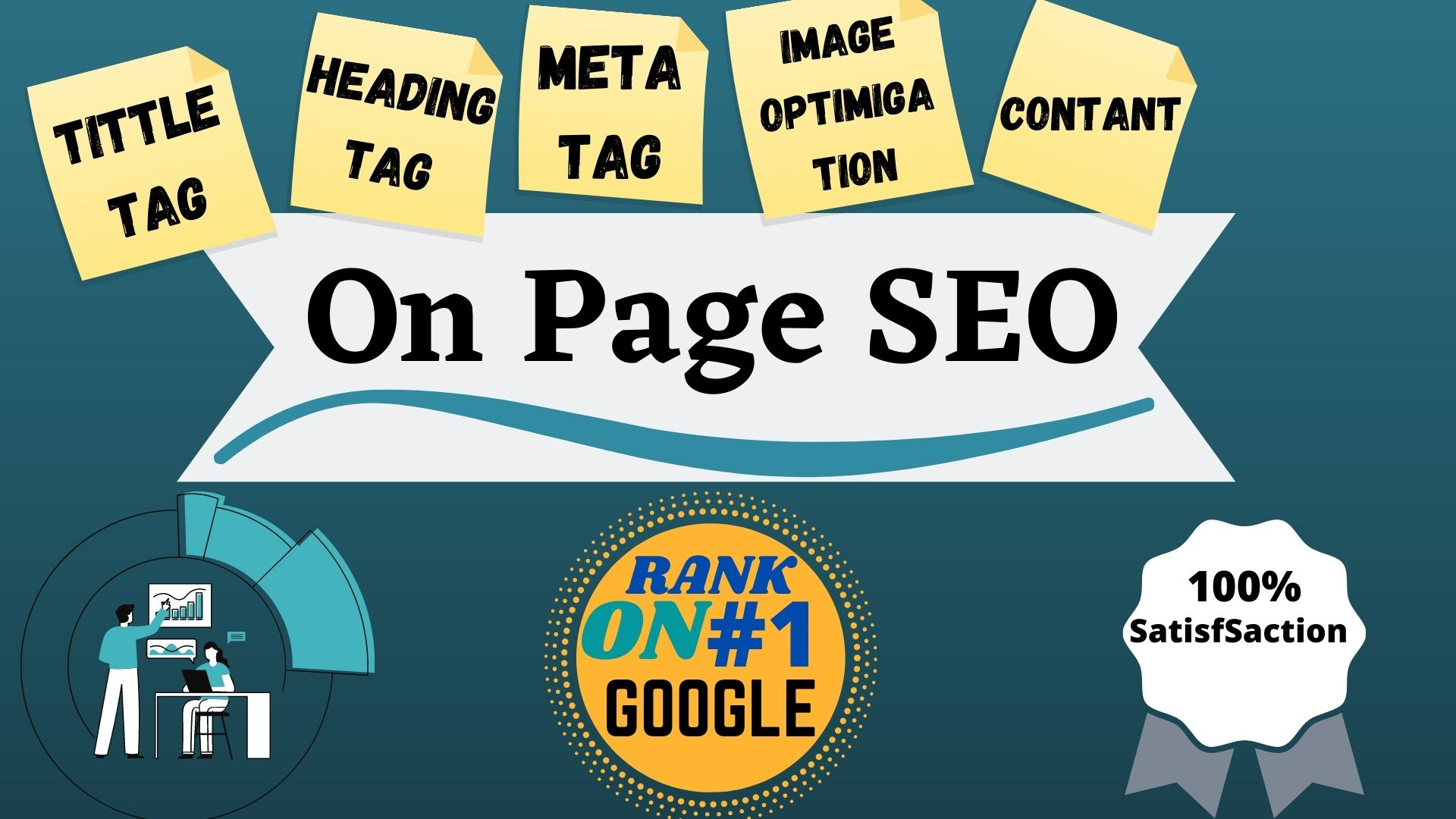 I will do on page SEO optimization for your website