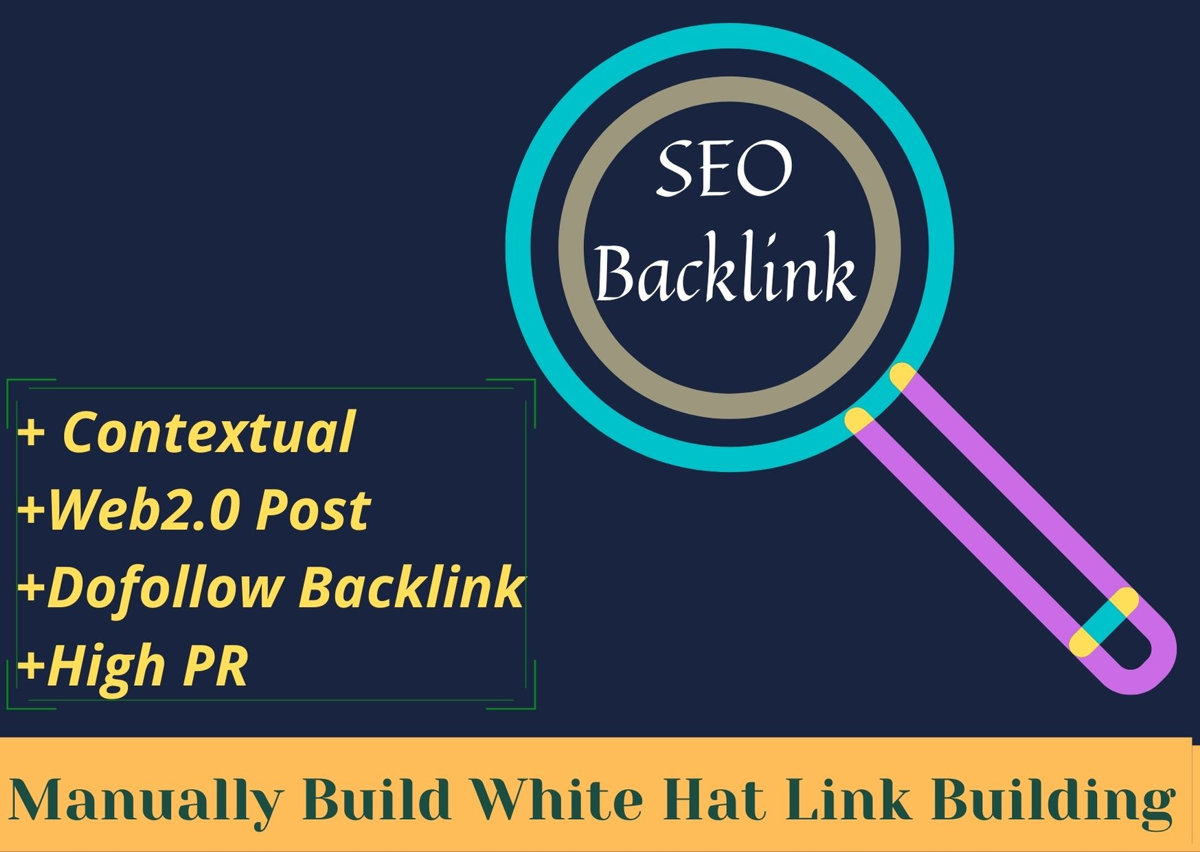 I will Provide an awesome SEO Dofollow Backlink