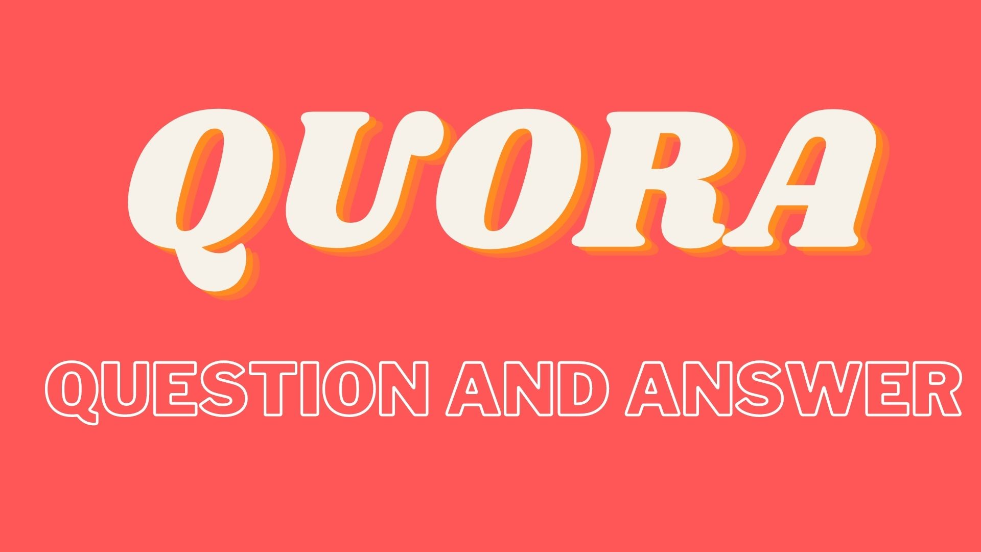 Google Rank Your Site with Quora High Quality 50 Question and answer