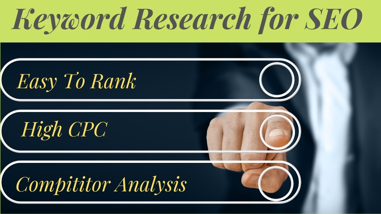 I will create unique SEO keyword research and competitor analysis