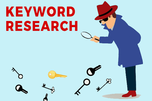 Excellent SEO Keyword research and Competitor analysis for your website