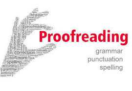 Proofread your books and articles