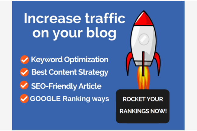 I will write or rewrite an article or blog post SEO friendly