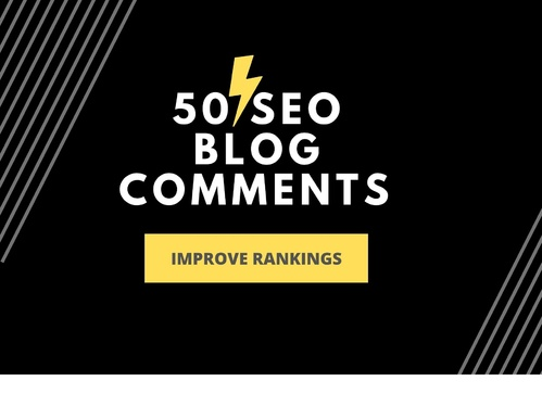 Build a High quality 300 Blog comments backlinks