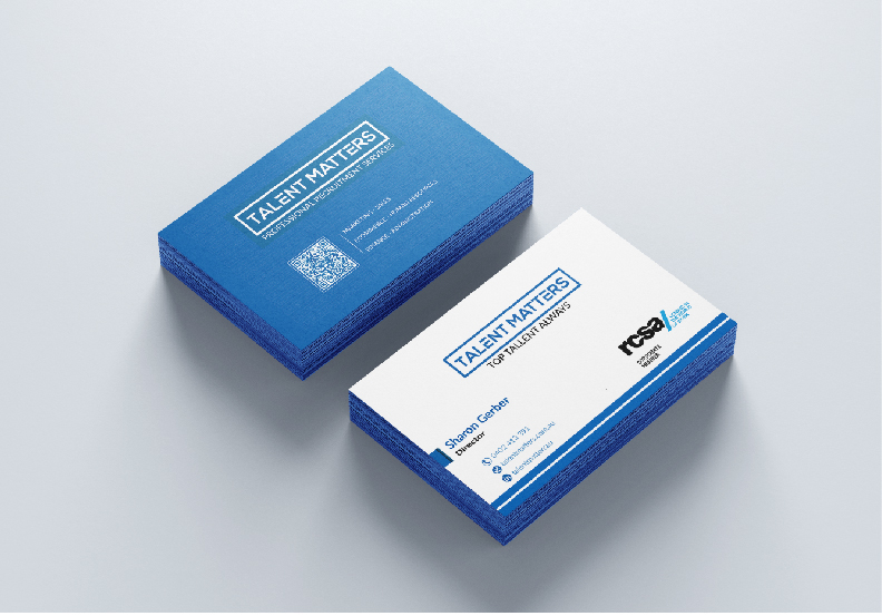 I will make elegant and professional business card