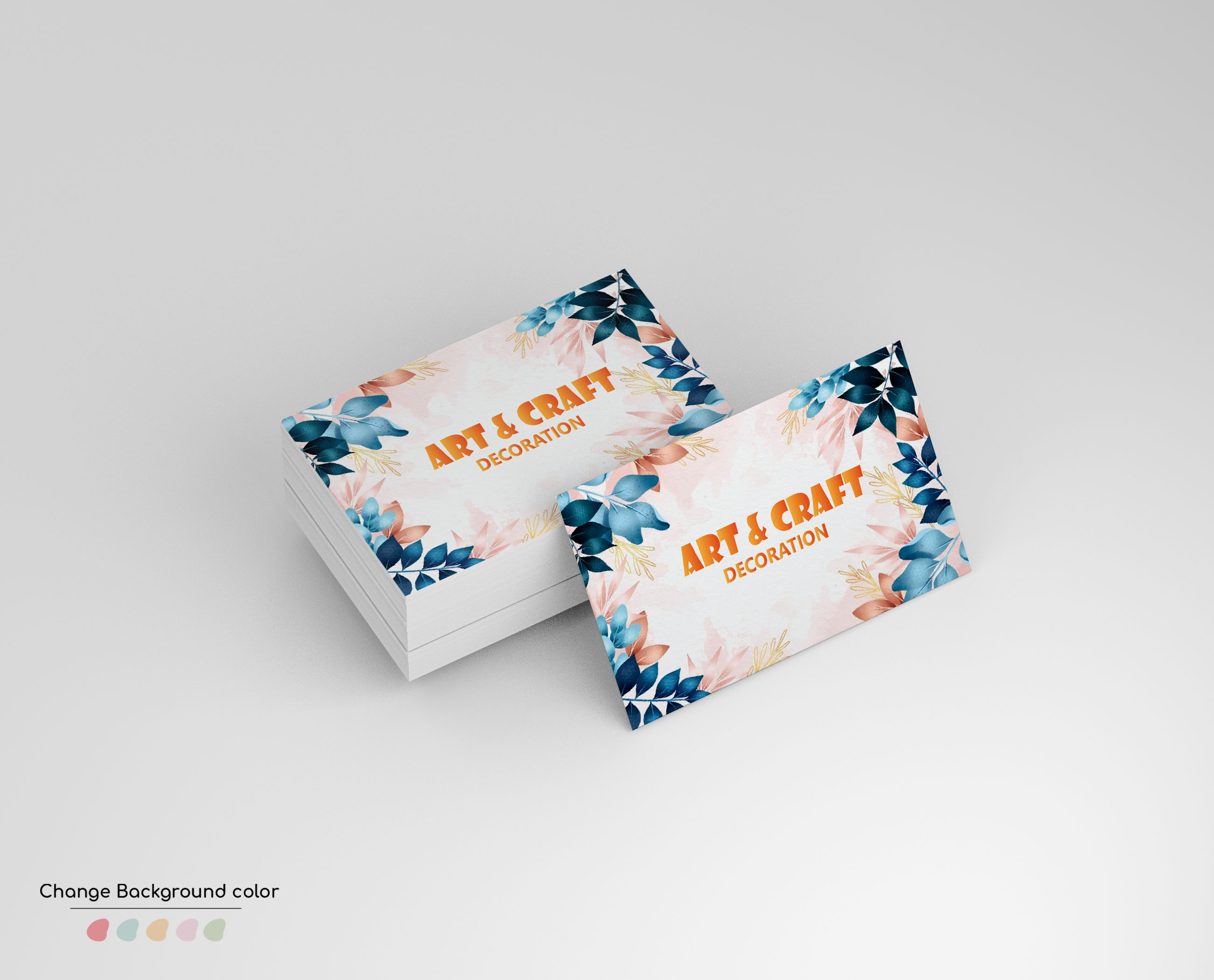 I'll Design You 1 Modern Unique Business Card Design