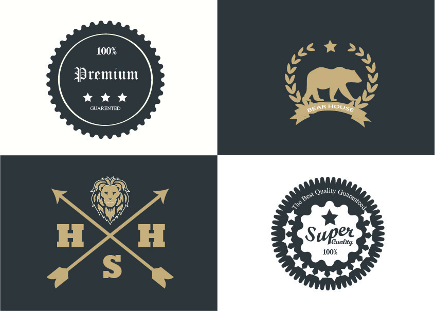 I'll Design YOU 1 Vintage Minimalist logo