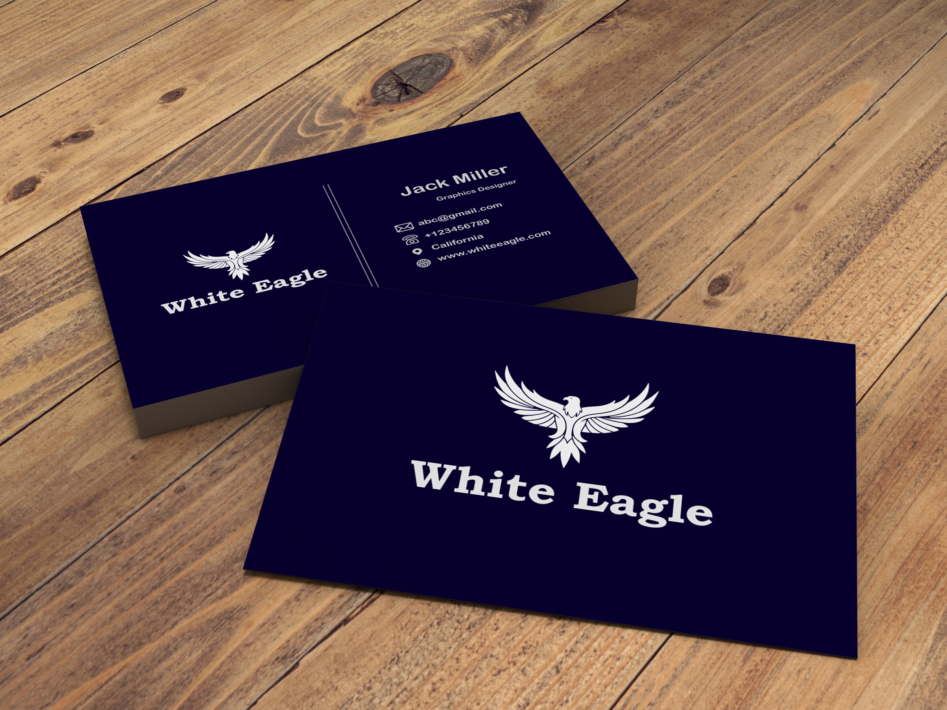 Design you a Business Card for your company