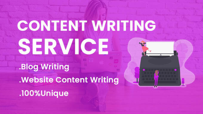 I will write 1000 Words 100 Unique Content article for your blog / website. Professional writer