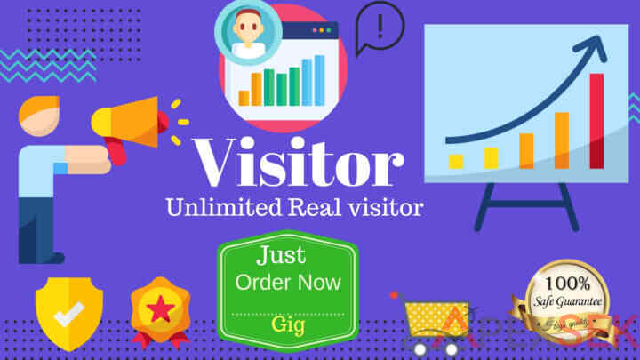 Real 300,000 Use worldwide Targeted traffic Promotion Boost SEO Website Traffic Bookmarks