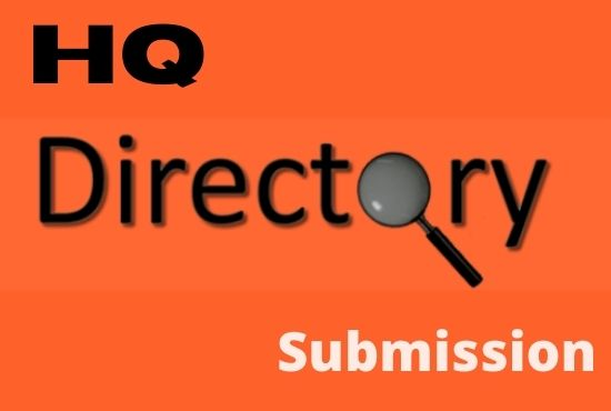 I will create100 directory submission backlink seo with high quality