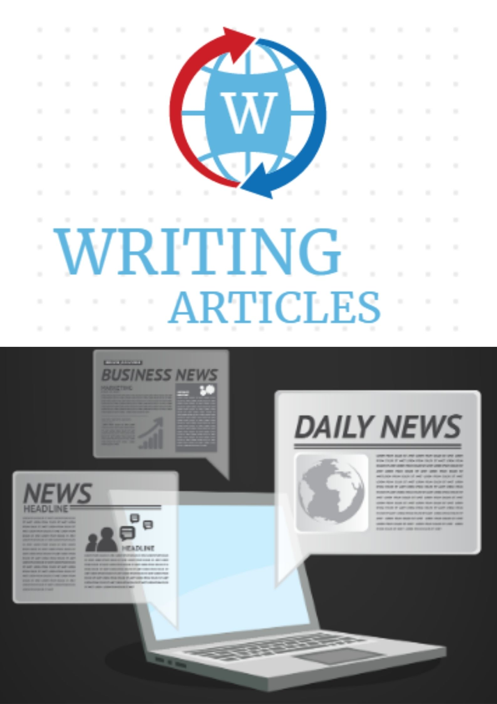 WRITING ARTICLES eBook for contant