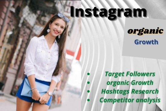 i will do rocket Instagram growth, Marketing, engagement in organic way
