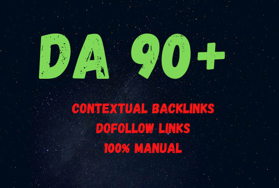 I will build high quality 300 dofollow contextual SEO backlinks