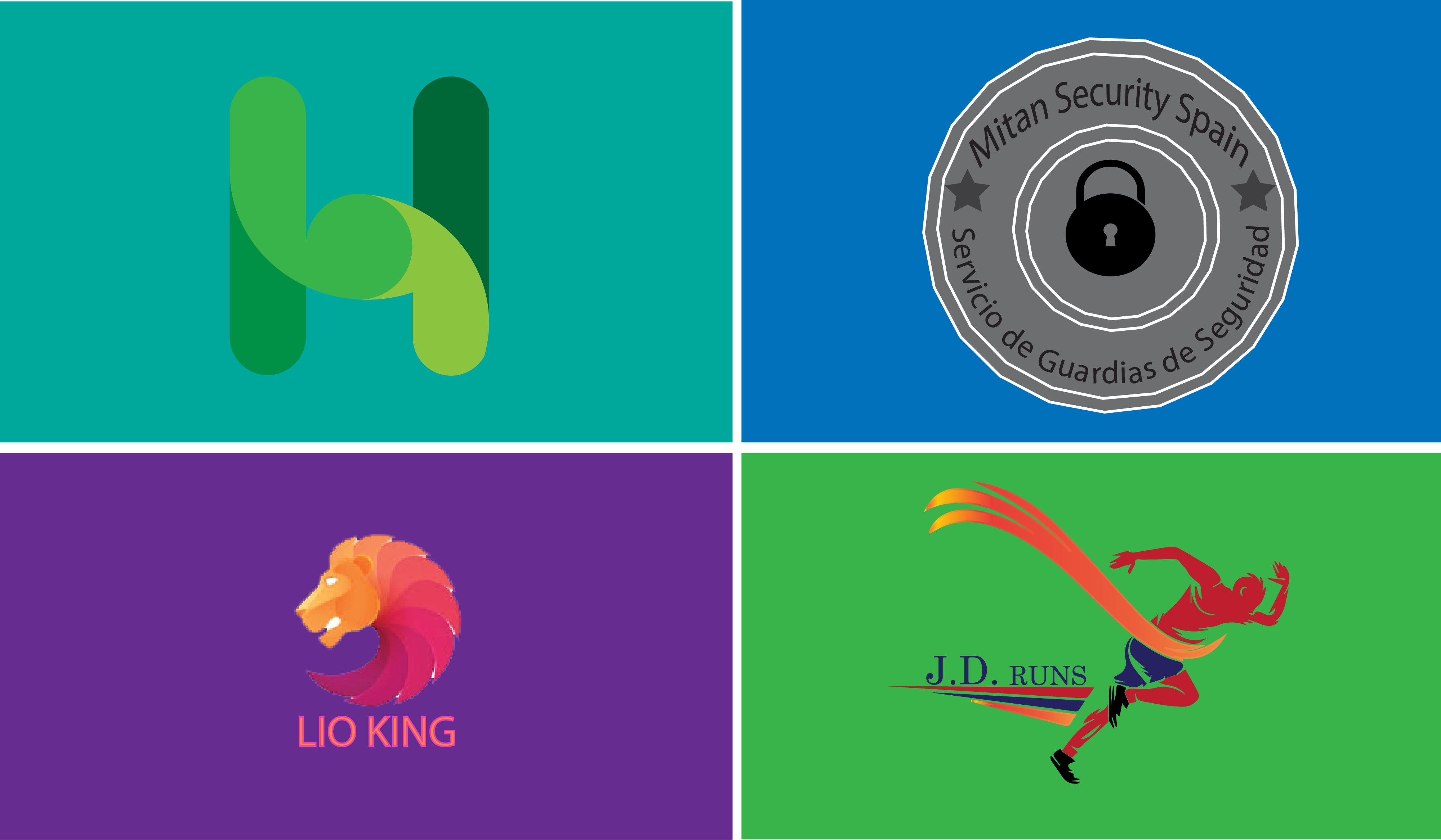 I will design creative and high quality modern business logo