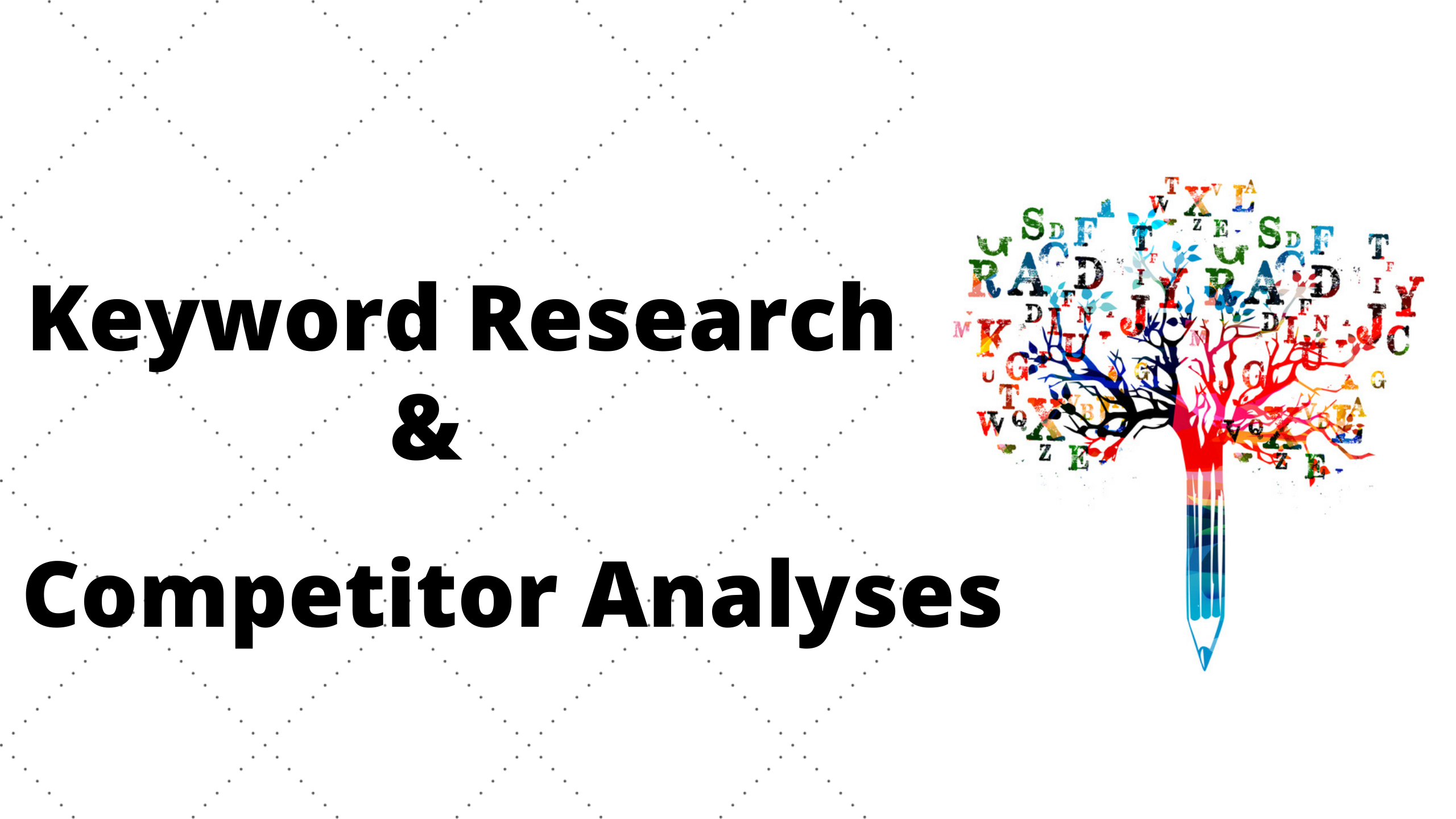 KW Research And Competitor Analysis
