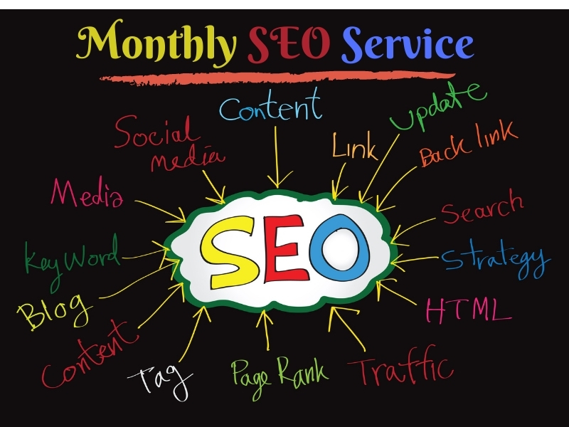 I Will Do Monthly Full Off Page SEO Service for any Website Ranking