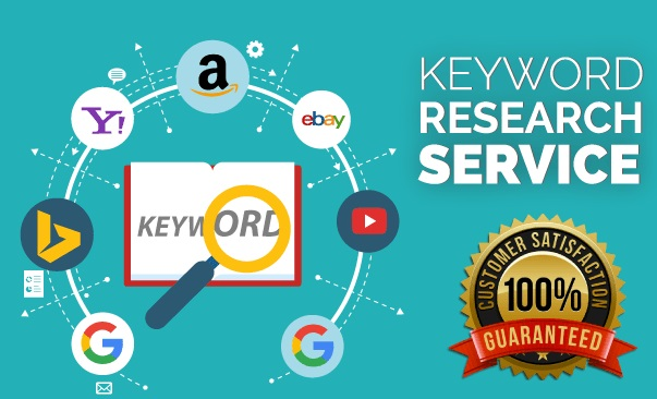 Do SEO keyword research and competition analysis